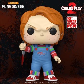 "Funko Pop! Vinyl Child's Play 2 Chucky 10"" Figure - Pre-Order"